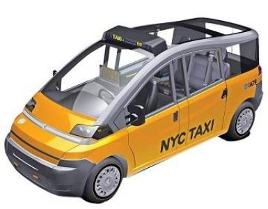 Evolution Of Iconic Taxi's (New York City) (4/6)