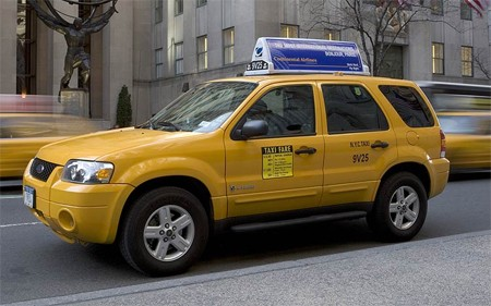 Evolution Of Iconic Taxi's (New York City) (3/6)