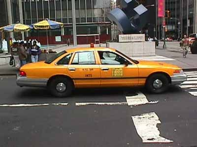 Evolution Of Iconic Taxi's (New York City) (2/6)