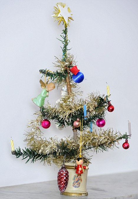 3 bottle tree - What To Do With Old Christmas Trees