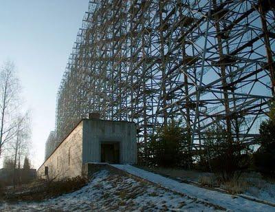 Unusual Holiday Destination: Chernobyl (1/6)