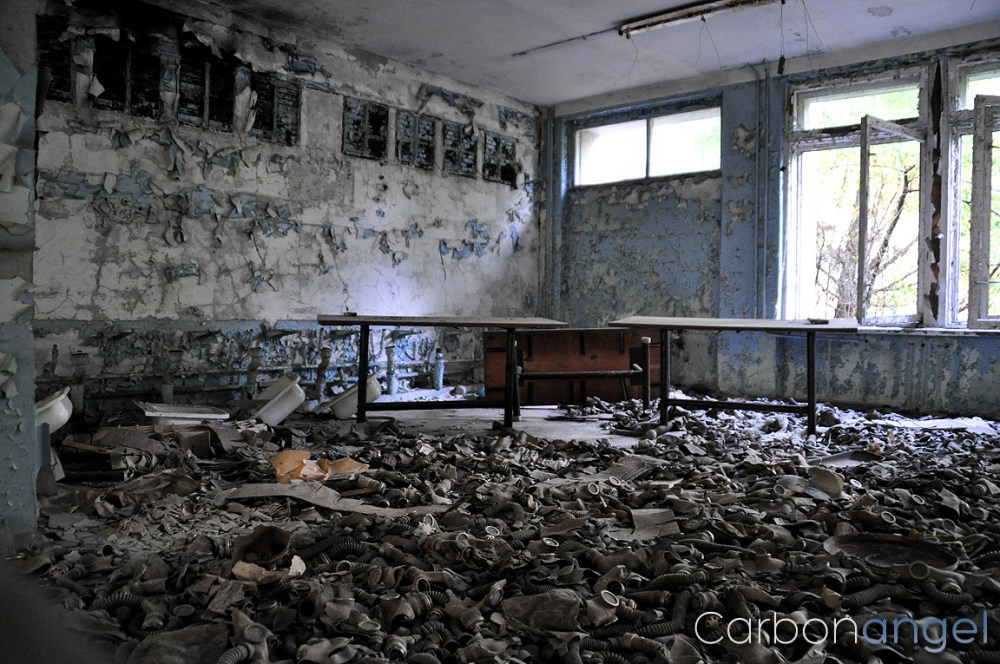 Unusual Holiday Destination: Chernobyl (5/6)