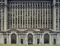 Yves Marchand   Romain Meffre Photography - The Ruins of Detroit