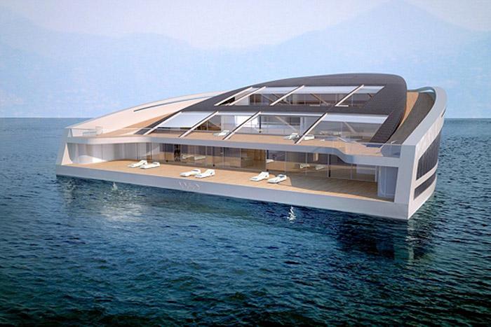 Mukesh Ambani's Yacht (2/6)