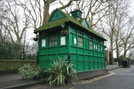 London Green Hut