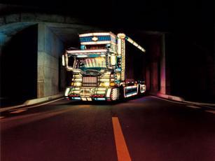 Japanese Light Truck 2